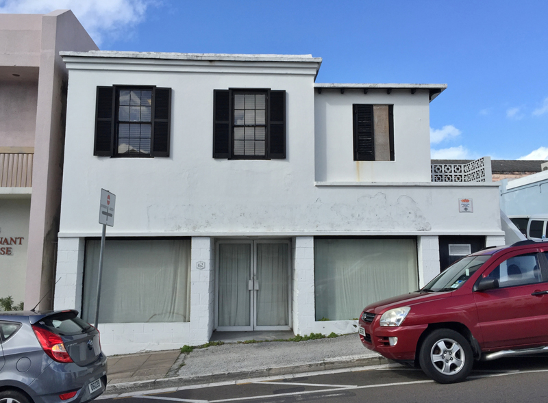 Commercial for Sale at Maynes Building 62 King Street Hamilton, HM12 Bermuda