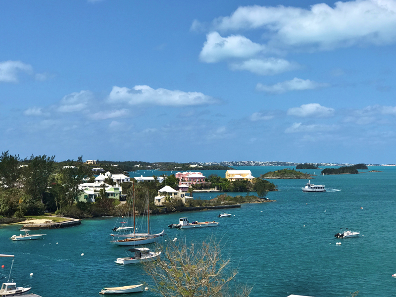 Condo / Townhouse / Flat for Sale at Keepsake Cottages Unit 4 25A Harbour Road Paget Parish, PG02 Bermuda