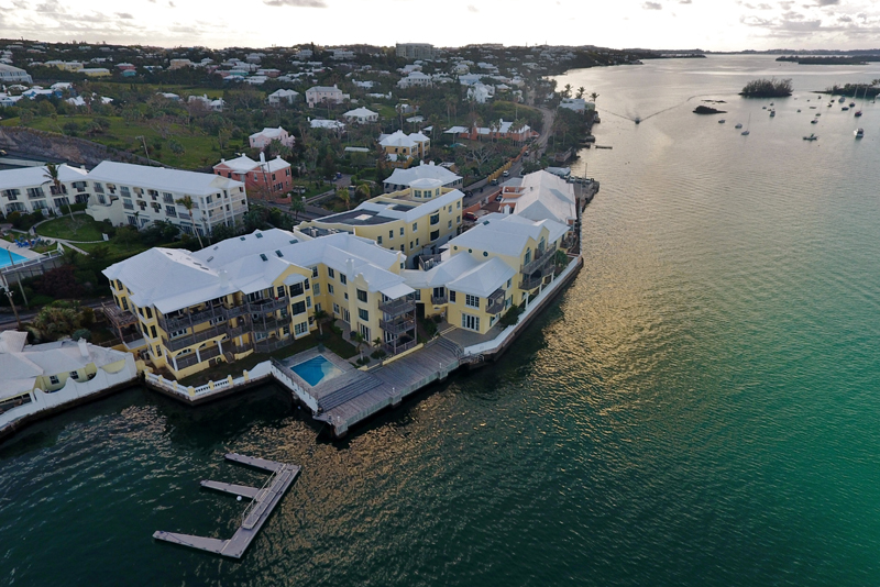 Additional photo for property listing at The Wharf Unit 2 1 Harbour Road   Paget Parish, PG01 Bermuda