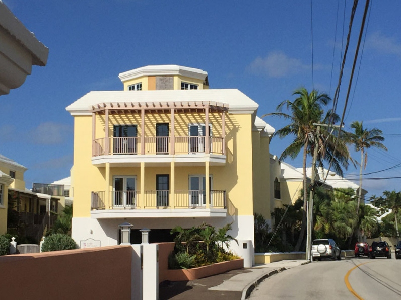 Condo / Townhouse / Flat for Sale at The Wharf Block 2 - Top Floor 1 Harbour Road Paget Parish, PG01 Bermuda