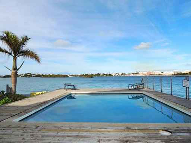 Additional photo for property listing at The Wharf Block 2 - Top Floor 1 Harbour Road   Paget Parish, PG01 Bermuda