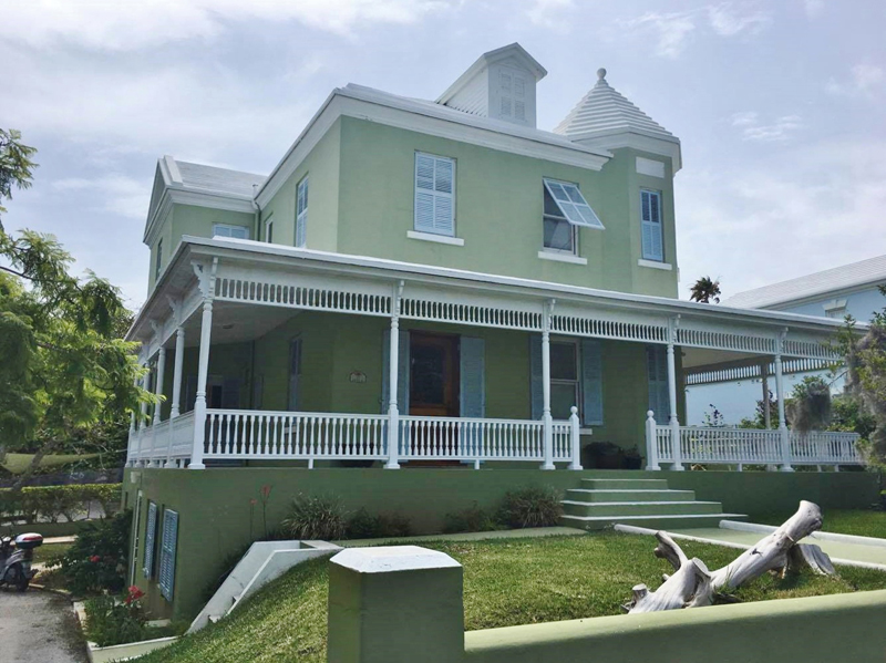 House for Sale at Penarth 23 Rosemont Avenue Pembroke Parish, HM08 Bermuda