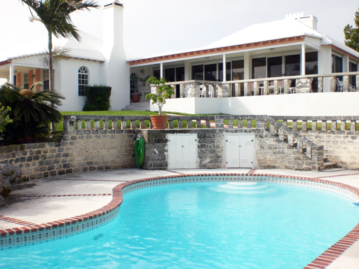 Alquileres de Vacaciones por un Alquiler en True North 36 Knapton Estate Road Smiths Parish, HS01 Bermuda