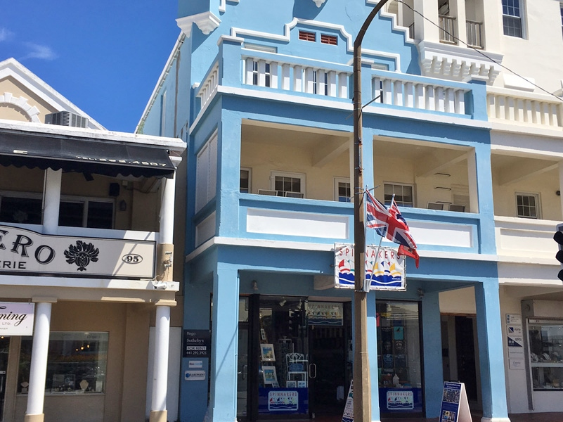 Commercial for Rent at John S. Darrell 99 Front Street Hamilton, HM12 Bermuda