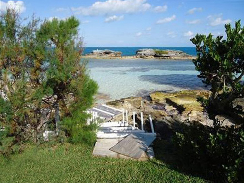 Casa por un Alquiler en Sunset Villa Lower 7 Spanish Point Road Pembroke Parish, HM01 Bermuda