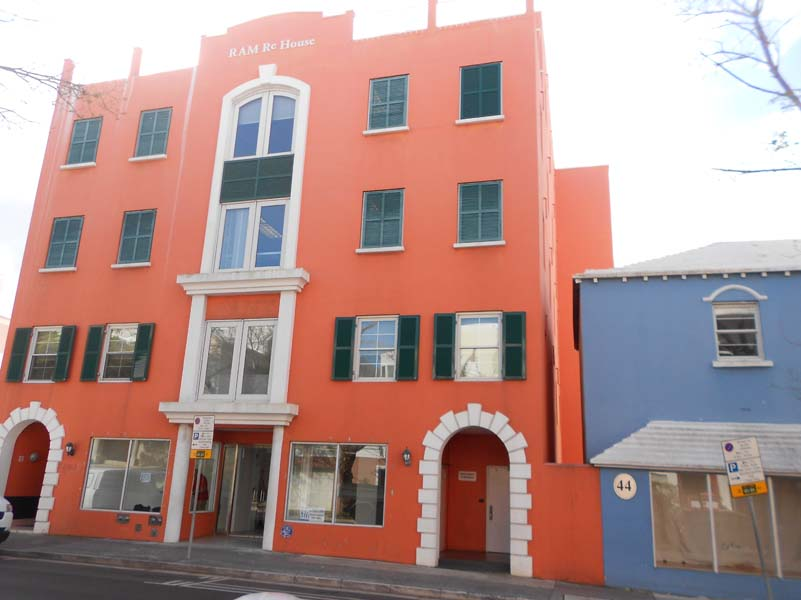 Commercial for Rent at Innovation House 1st floor 46 Reid Street Hamilton, HM 12 Bermuda