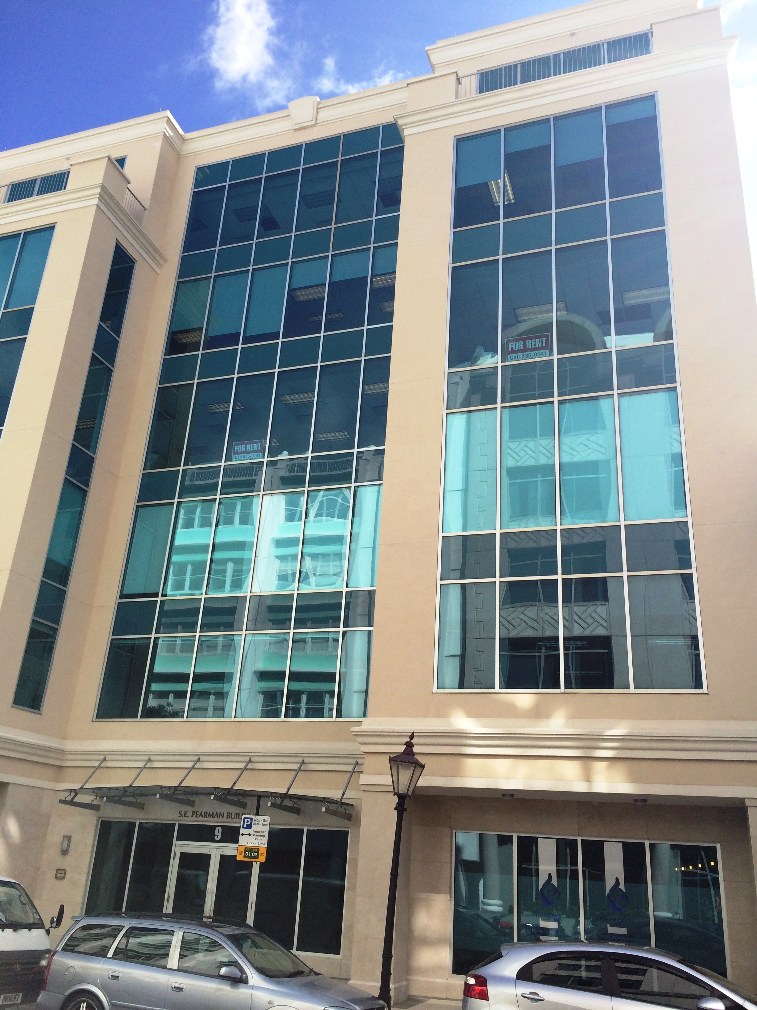 Commercial for Rent at SE Pearman Building 2nd Floor Hamilton, Bermuda