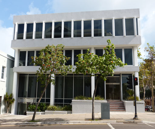 Commercial for Rent at Crawford House Ground Floor Hamilton, Bermuda