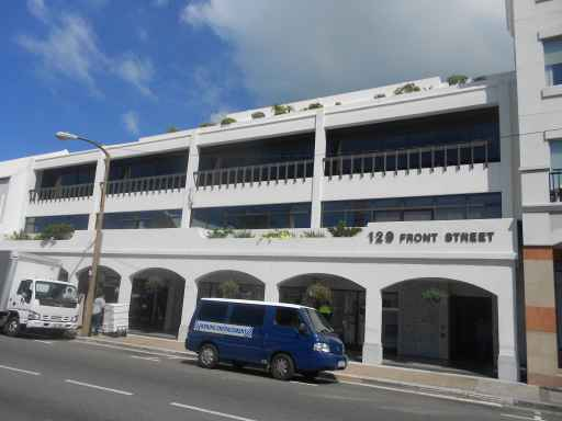 Commercial for Rent at Ingham and Wilkinson-1st Floor Warehouse 129 Front Street Hamilton, HM12 Bermuda