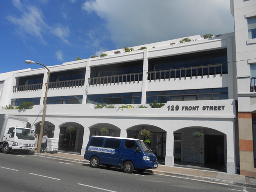 Commercial for Rent at Ingham and Wilkinson 5th Flr, Unit 3 129 Front Street Hamilton, HM 12 Bermuda