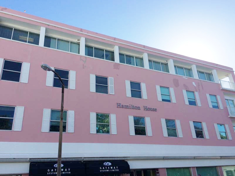 Commercial for Rent at Hamilton House 1st Floor 10 Queen Street Hamilton, HM 11 Bermuda