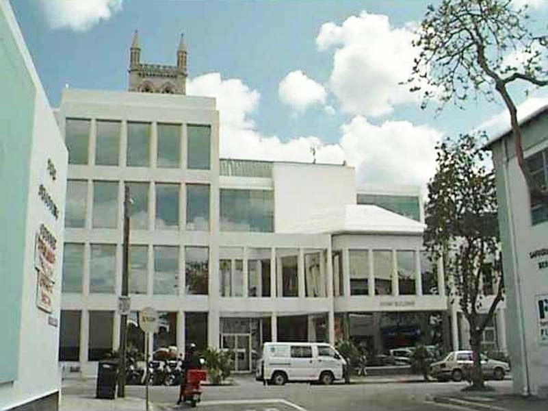 Commercial for Rent at Swan Building G Floor Hamilton, Bermuda
