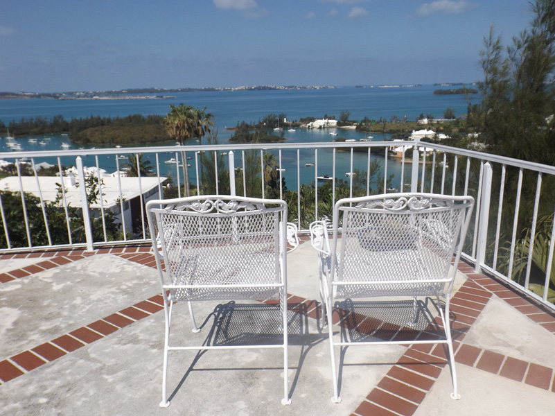 Short Term / Vacation Rentals for Rent at Great Sound Views Southampton Parish, Bermuda