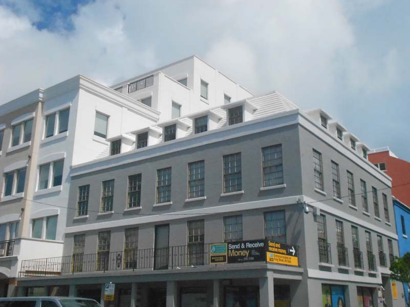 Commercial for Rent at British American Building 1st Floor Hamilton, Bermuda