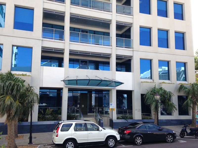 Additional photo for property listing at Bermuda Commercial Bank Building GF Hamilton, Bermuda