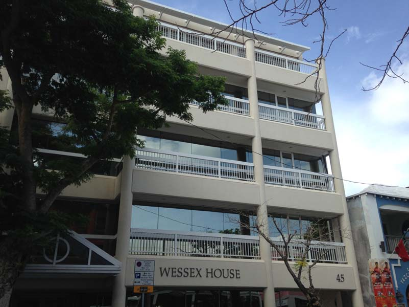 商用 为 出租 在 Wessex House 5th Floor 45 Reid Street Hamilton, HM12 百慕大