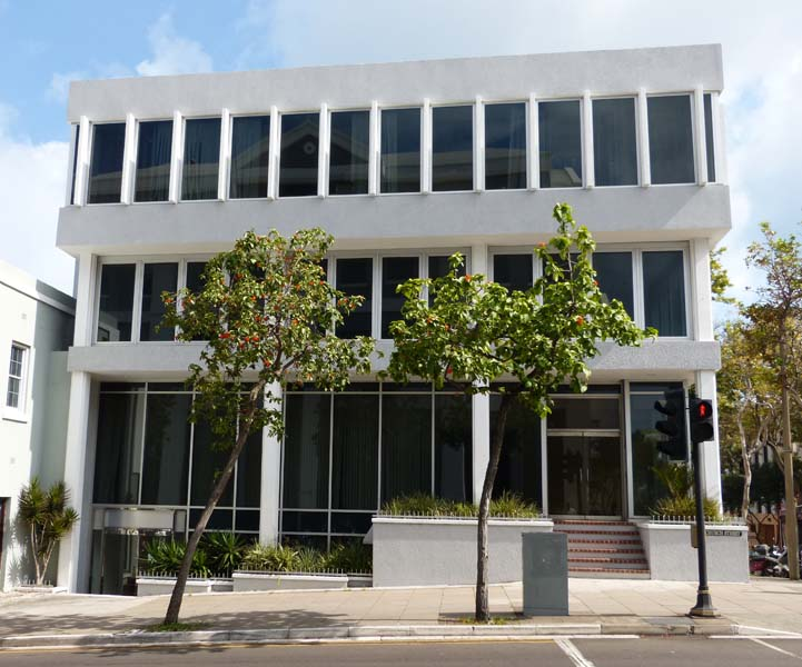 Commercial for Rent at Crawford House 3rd Floor Hamilton, Bermuda