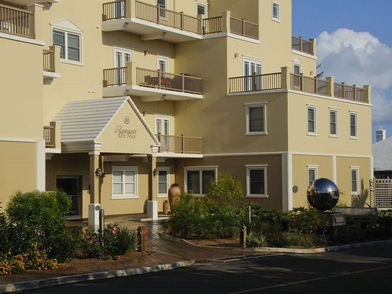 House for Rent at Rosemont City Place Unit 30 20 Rosemont Avenue Pembroke Parish, HM06 Bermuda