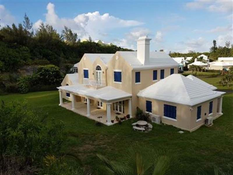 Casa por un Alquiler en South Whale Estate Southampton Parish, Bermuda