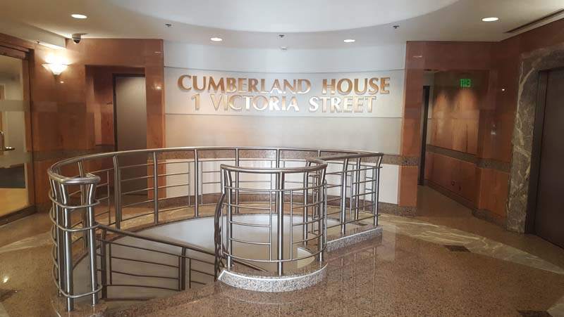 Additional photo for property listing at Cumberland House GF Hamilton, 百慕大