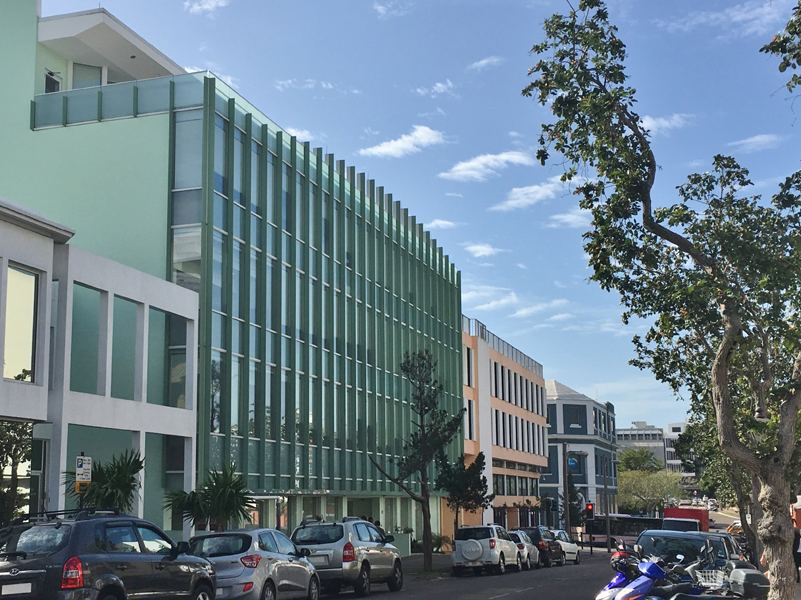 Commercial for Rent at Canon's Court 5th Floor 22 Victoria Street Hamilton, HM12 Bermuda
