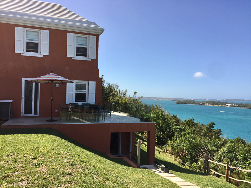 Short Term / Vacation Rentals for Rent at Mango Hill Warwick Parish, Bermuda