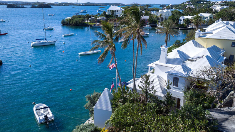 Additional photo for property listing at Bayswater Cottage Pembroke Parish, Bermuda