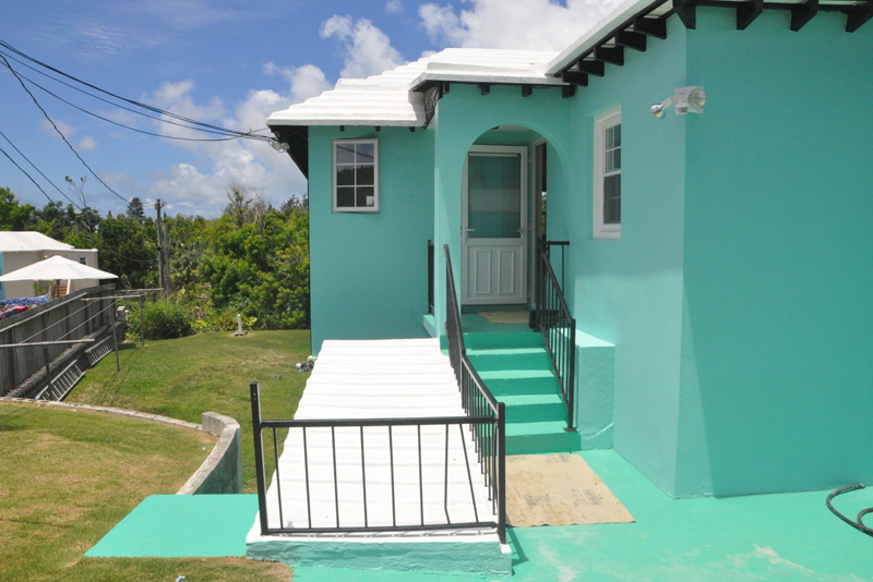 House for Rent at Trott's Upper West Apartment Smiths Parish, Bermuda