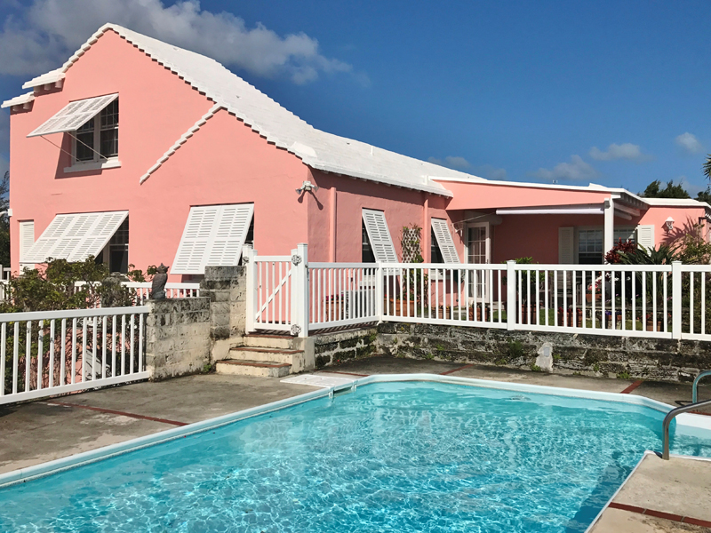 Maison pour l à louer à Rocky Heights Cottage 9 Rocky Bay Lane Devonshire Parish, DV07 Bermuda