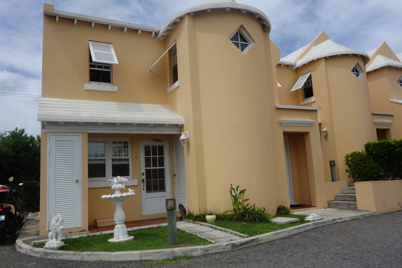 Condo / Townhouse / Flat for Rent at The Crossings Unit 7 57 Cobbs Hill Road Paget Parish, PG04 Bermuda