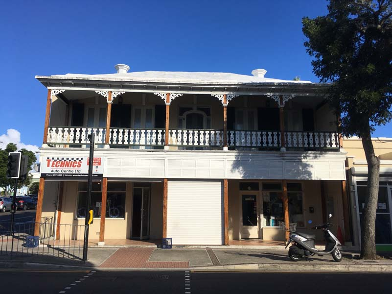 Commercial for Rent at Finsbury House Upper 47 Court Street Hamilton, HM 10 Bermuda