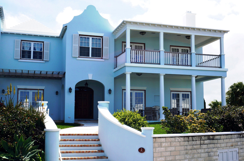Condo / Townhouse plat /Appartement pour l Vente à Ship's Hill 2 2 Ship's Hill Lane St Georges Parish, HS02 Bermuda