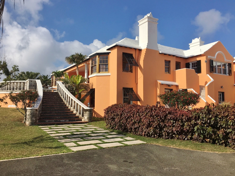 House for Sale at Skytop 18 Shore Lane St Georges Parish, HS02 Bermuda