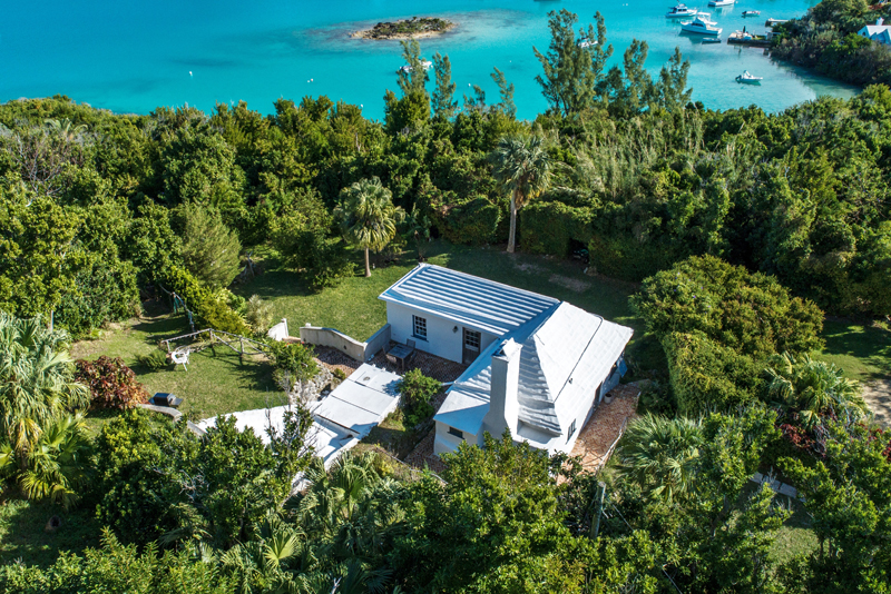 House for Sale at Ambleside 7 Emily's Bay Lane St Georges Parish, DD01 Bermuda