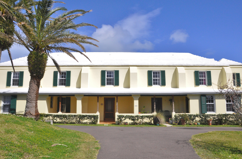 Maison pour l Vente à Hollistead 15 Harrington Hundreds Road Smiths Parish, FL08 Bermuda