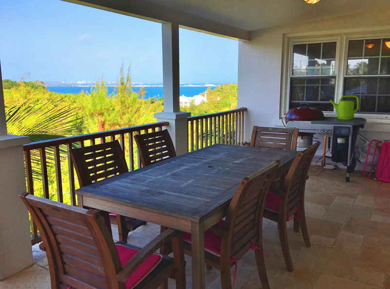 Condo / Townhouse plat /Appartement pour l Vente à The Bluffs Lower South - Unit 1 15 Admiral Lane Southampton Parish, SN01 Bermuda