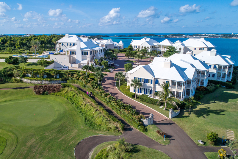 Condo / Townhouse plat /Appartement pour l Vente à Tucker's Point Golf Villa - 4 Bedroom 51 Tucker's Point Drive St Georges Parish, HS02 Bermuda