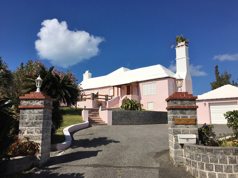 House for Sale at Zephyr Hill Manor House 5 Ord Road Warwick Parish, WK09 Bermuda