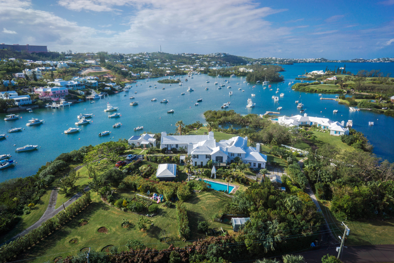 House for Sale at Grey Gables 13 Riddell's Bay Road Warwick Parish, WK04 Bermuda