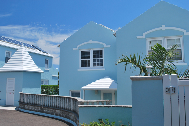 Condo / Townhouse / Flat for Sale at Greenview Villas Unit 3 7 Scotts Lane South Warwick Parish, WK07 Bermuda