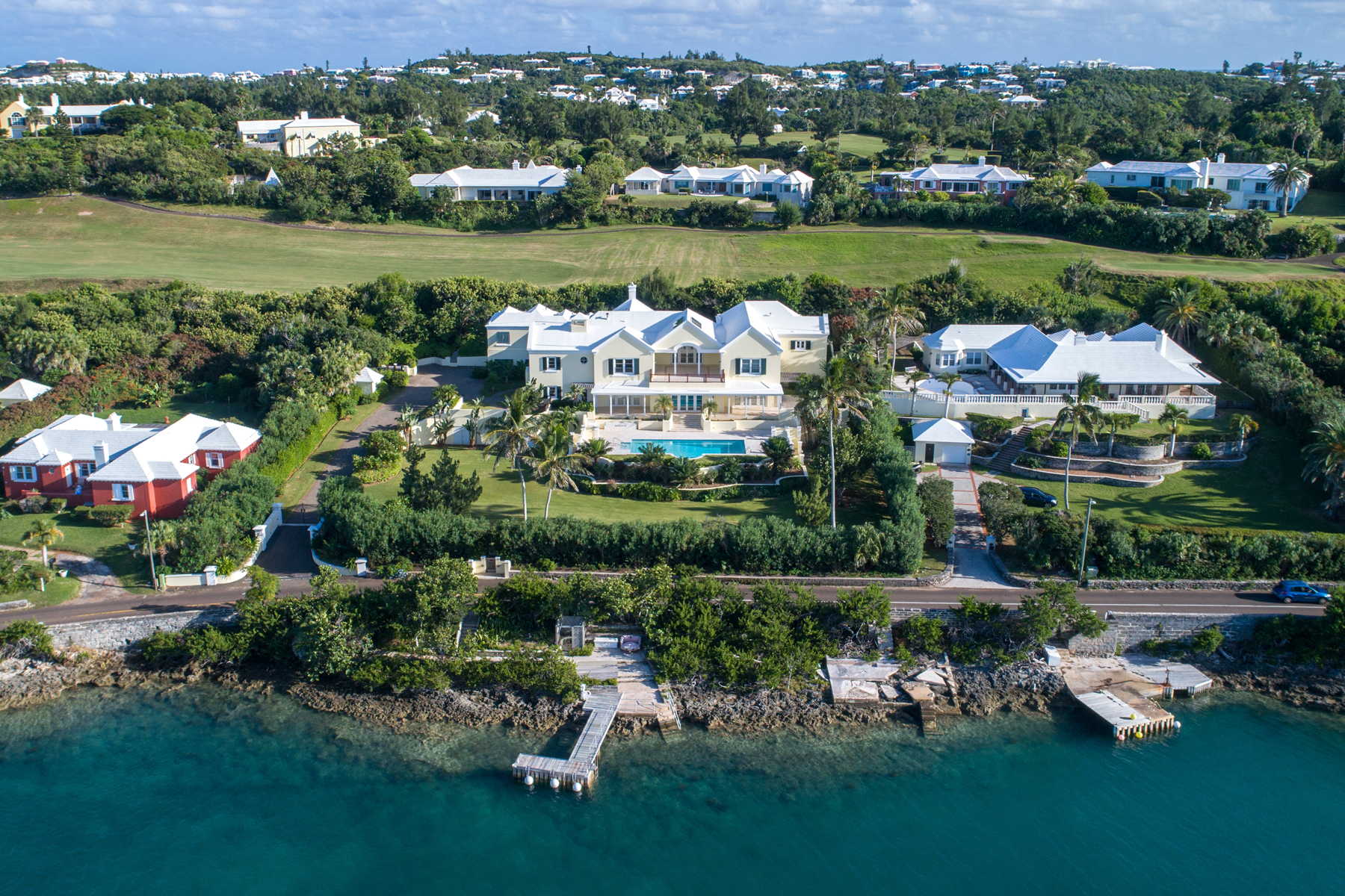 House for Sale at Coral Harbour 62 Harbour Road Warwick Parish, WK06 Bermuda